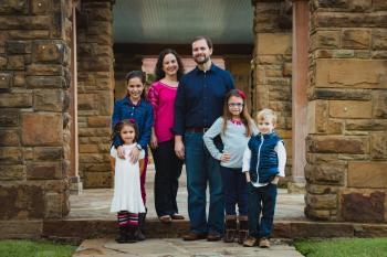 Lenow Family 2015